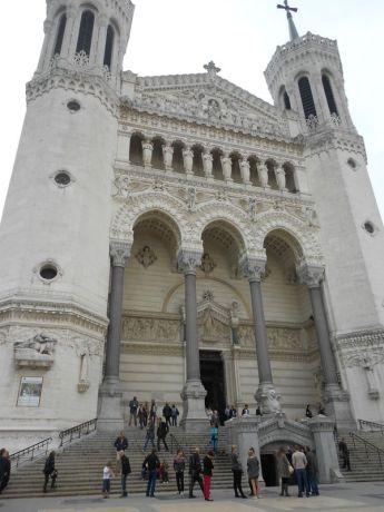 08- La basilique de Fourvière