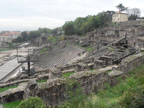 09- Le théâtre romain
