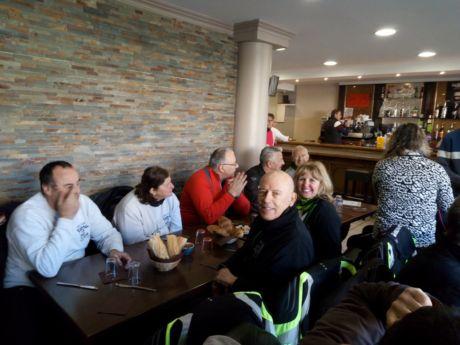 petit-déjeuner à Cessieu