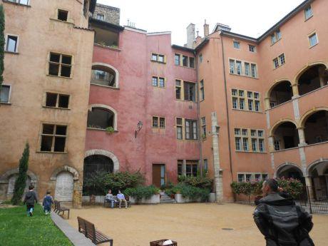 11- Vieux Lyon, merveille de la renaissance