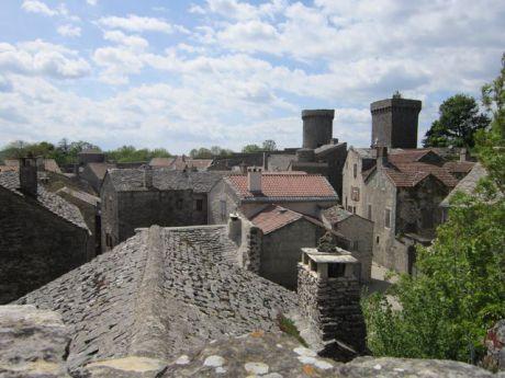4 La Couvertoirade, superbe village