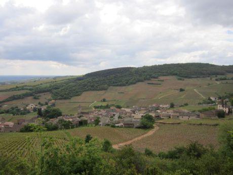4 Les vignobles du Beaujolais