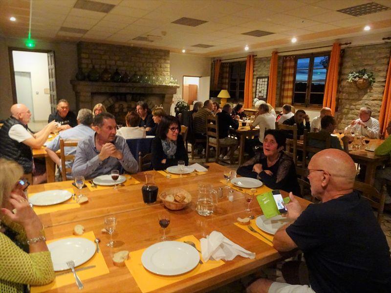 bonne table et bon vins