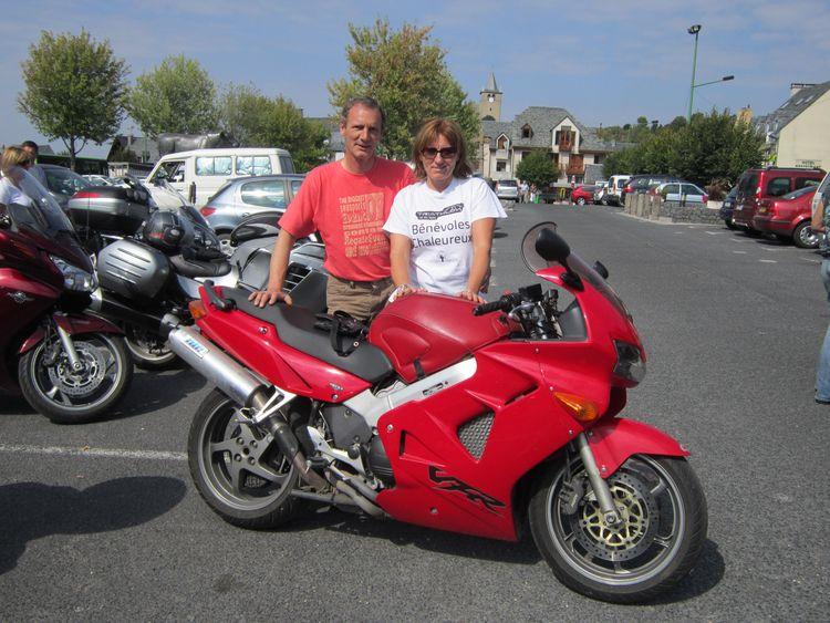 Chantal et Bernard