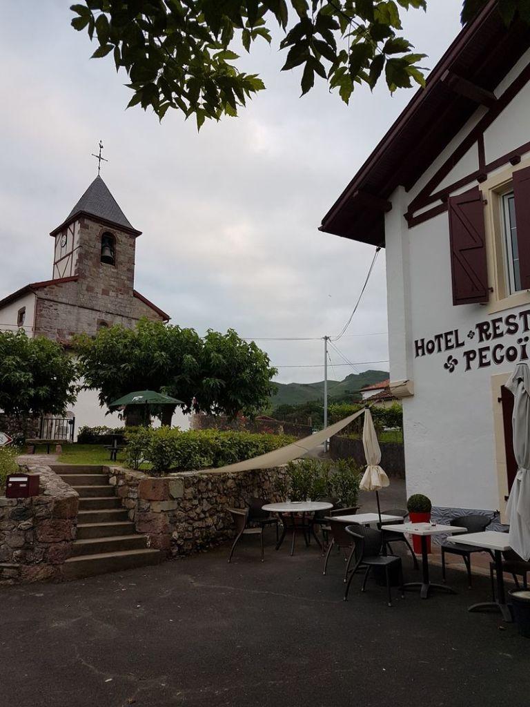 notre petit village, Aincille.