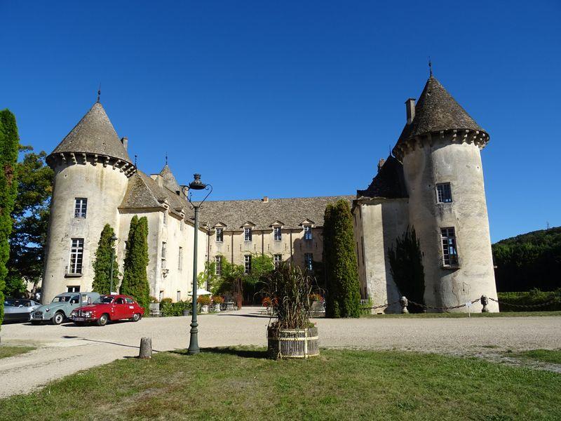 le château-musée de Savigny les beaunes