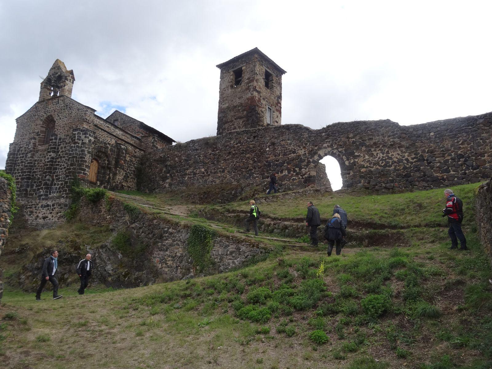 Château du XIIème siècle