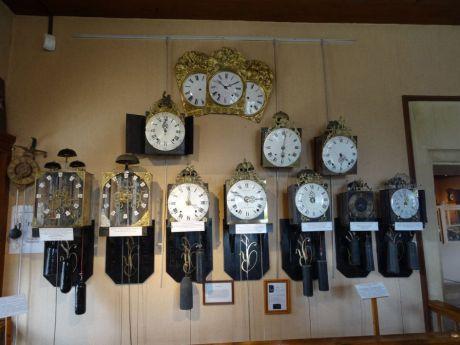 Le musée de l'horlogerie