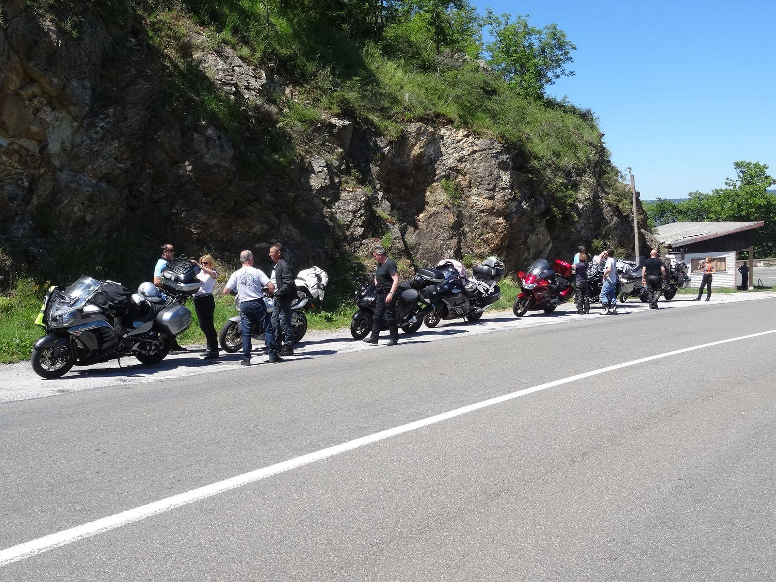 En route pour Carcassonne