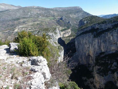 IMGP3786 Les gorges du Verdon - 8 avril 2012- -21-