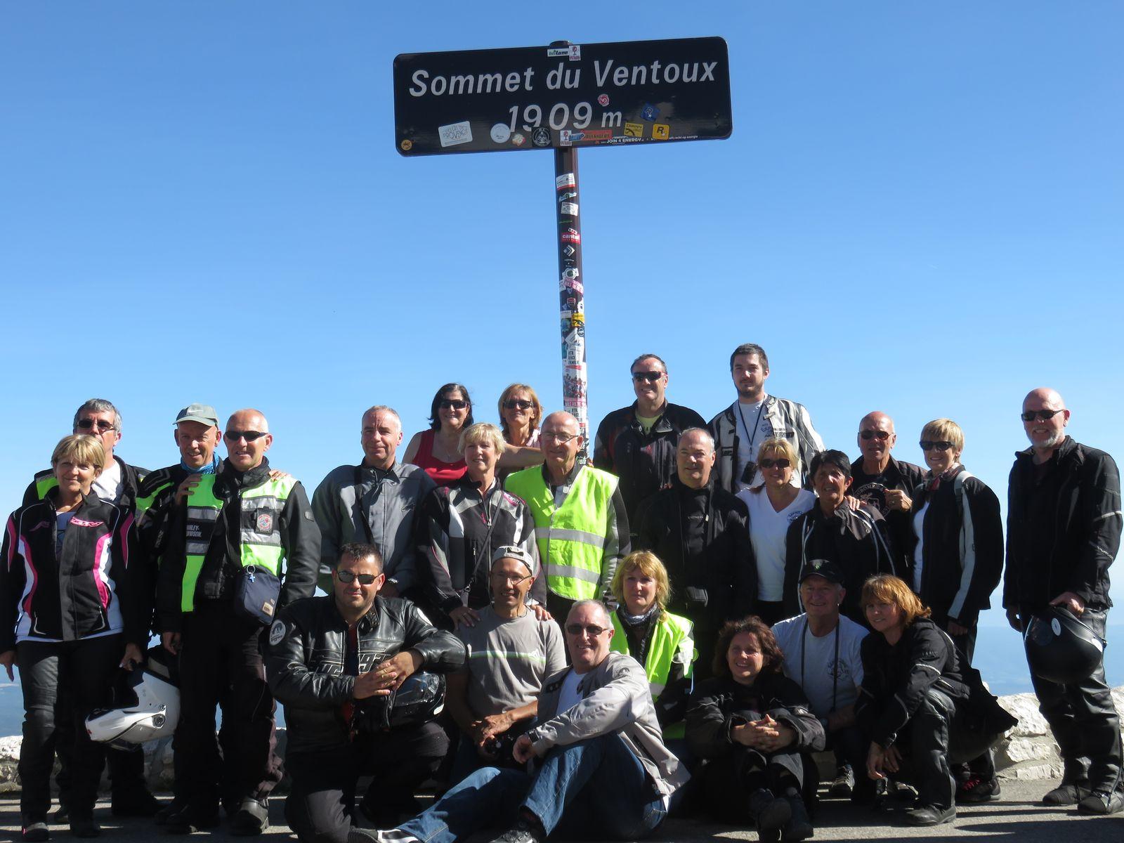 La Drôme Provençale - Le groupe