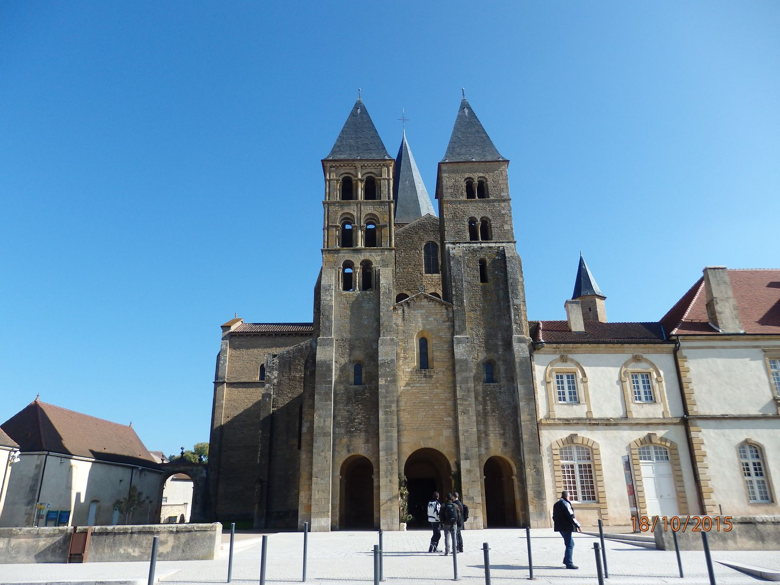 La Bourgogne, Paray le Monial