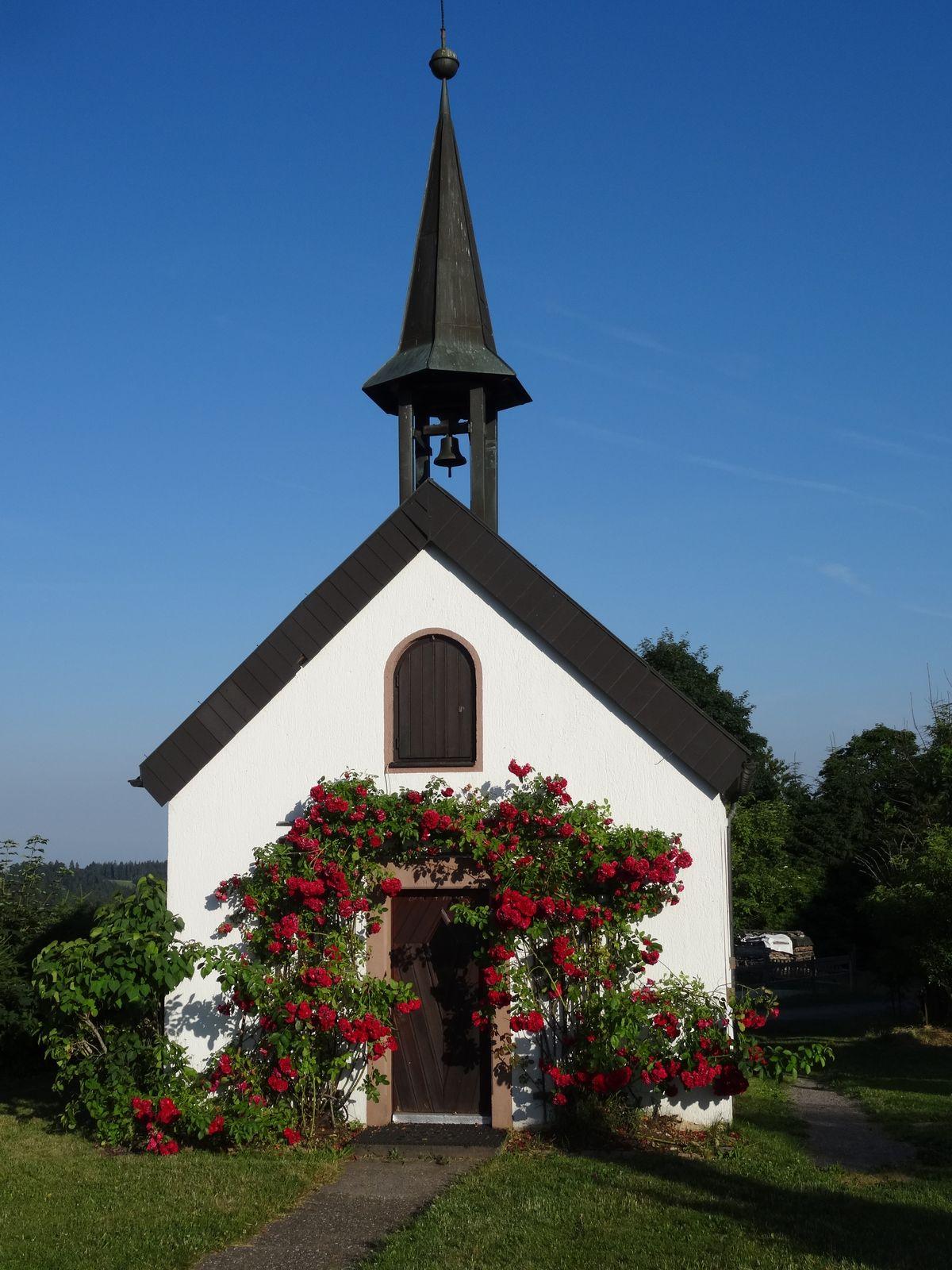 La chapelle...