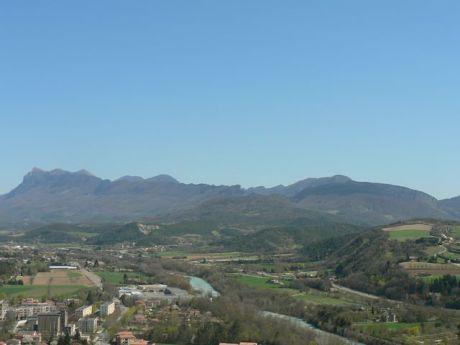 La vallée de la drôme et le Diois