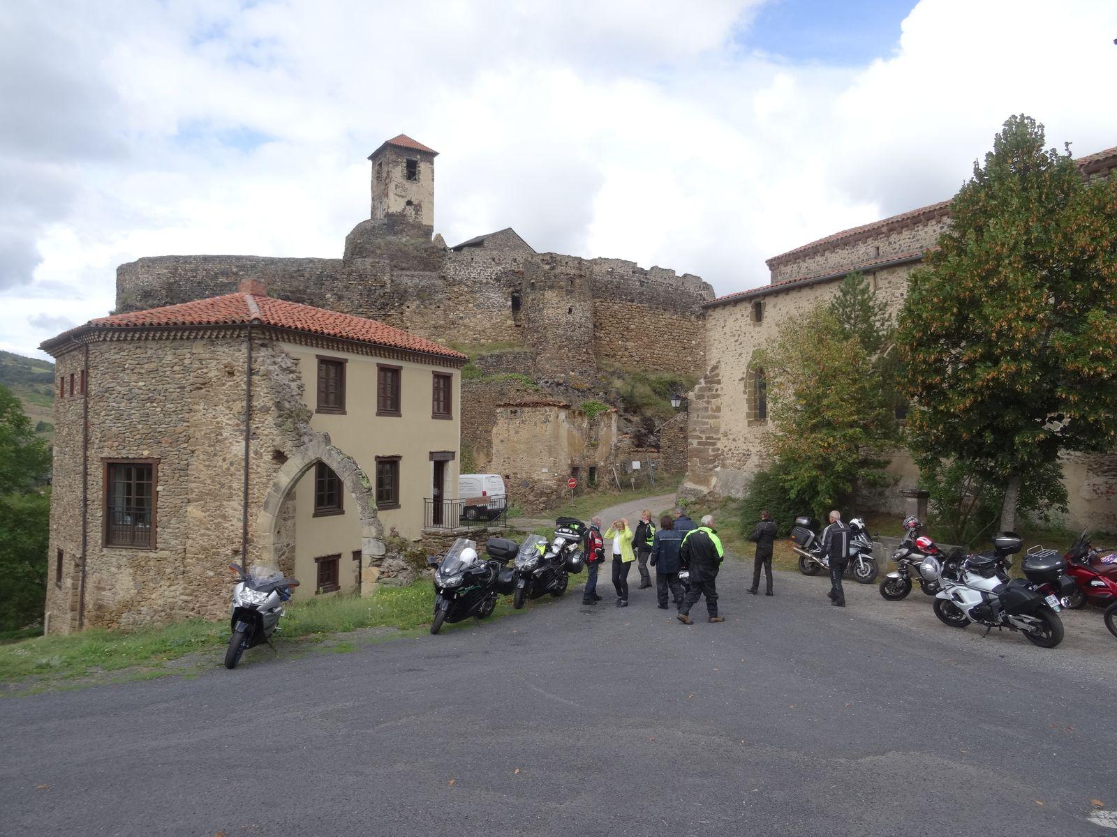 Le château de St-Ilpize