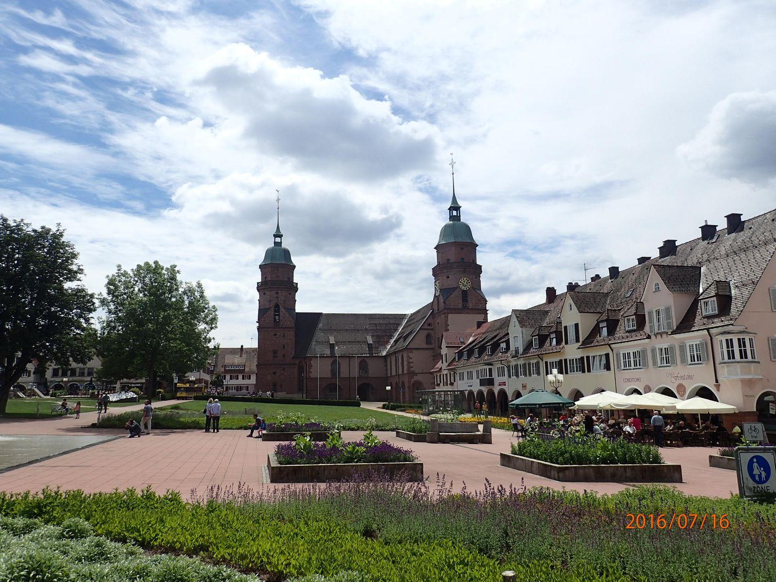 MarktPlatz à Freudenstadt