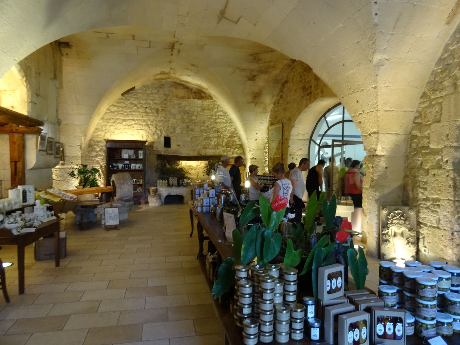 Moulin à huile de Bédarrides