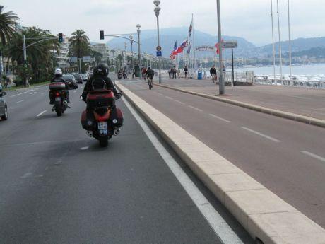 La promenade des Anglais