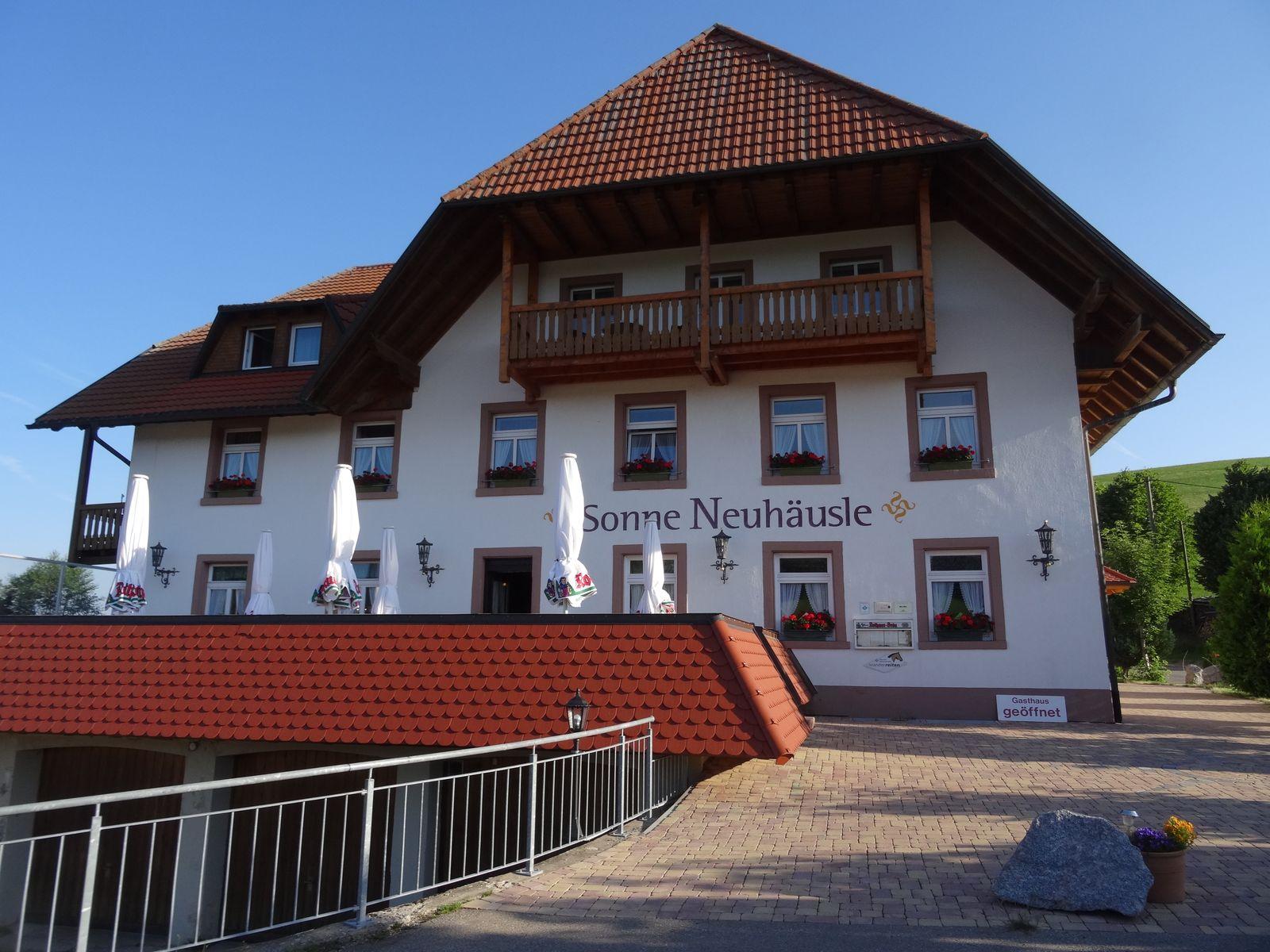 Notre Gasthaus...