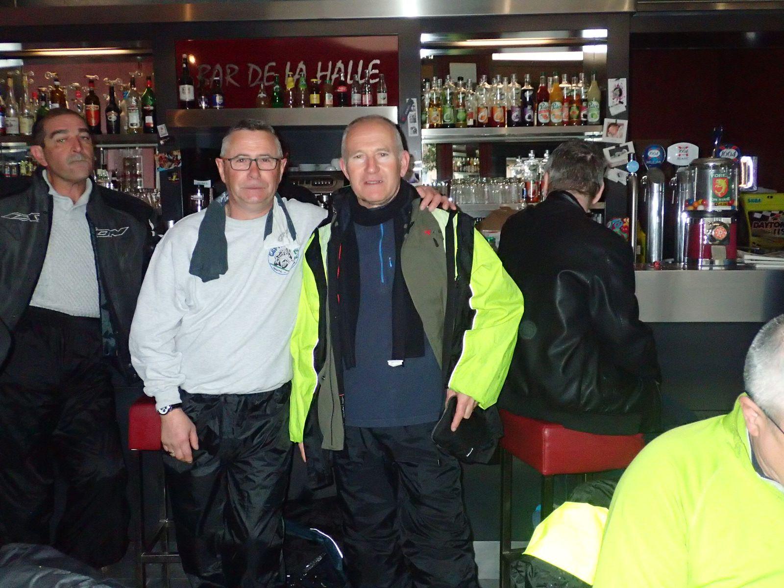Philippe et Dédé notre photographe en chef