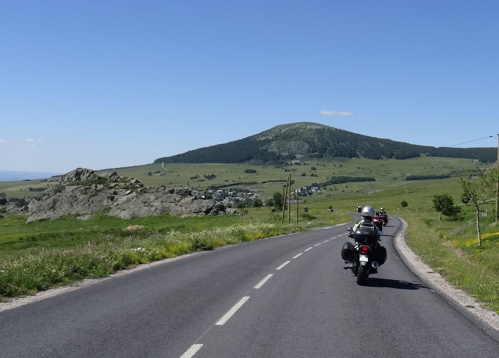 Sur la route du retour