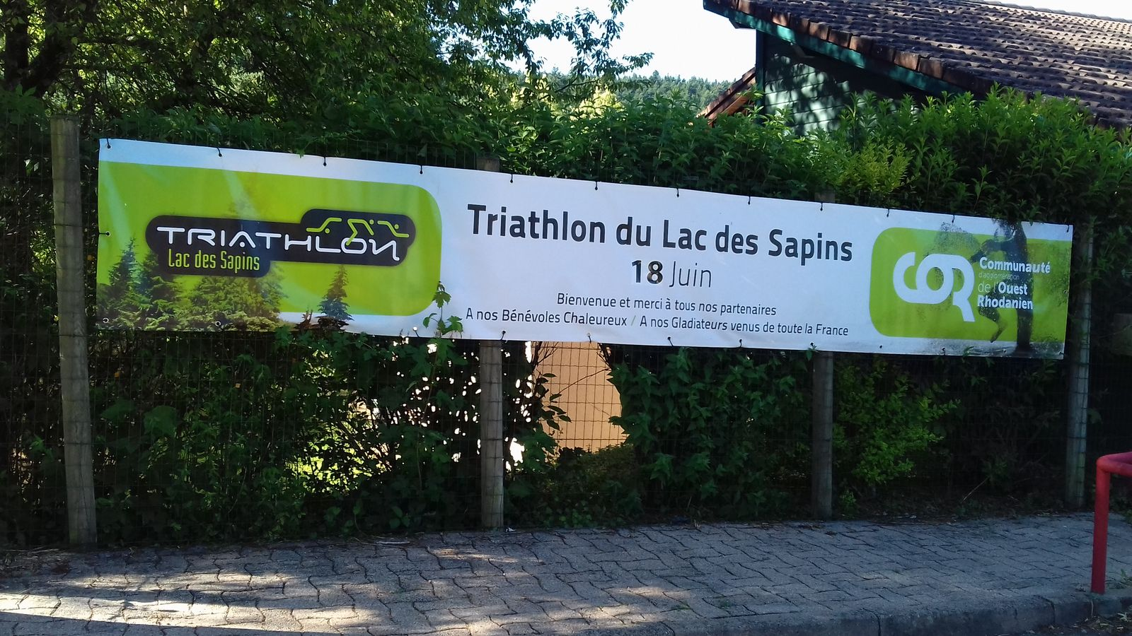 Triathlon Cublize 2017
