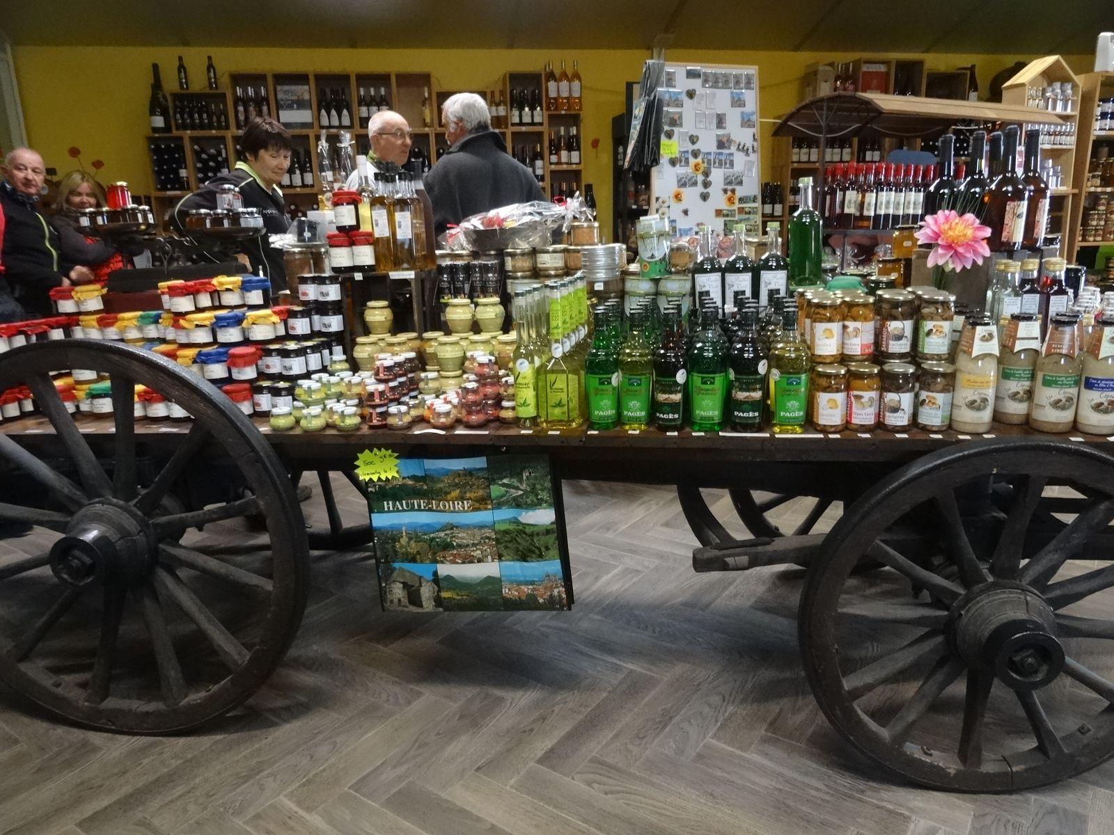 Quelques produits régionaux