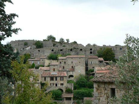 La forteresse de BANNES