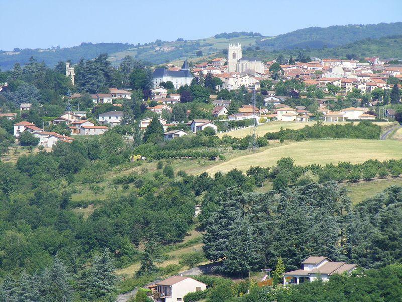 St Martin la Plaine
