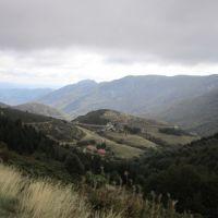 Les montagnes Ardéchoises
