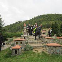 En visite au village miniature